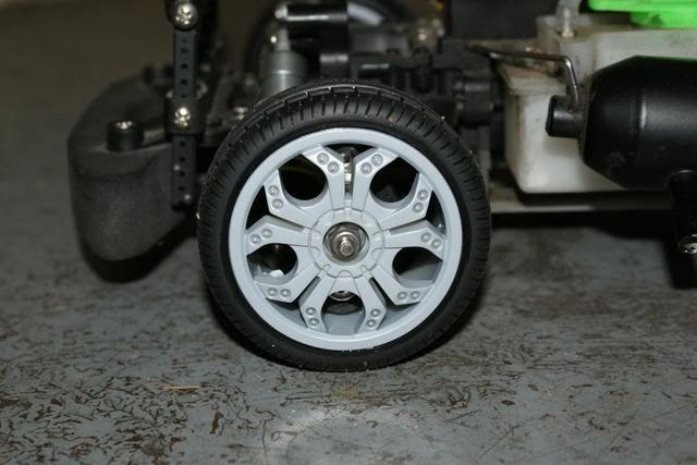 My R/C Car 18