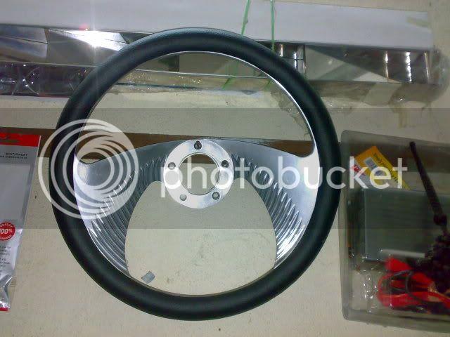 VIP Steering 13082008261