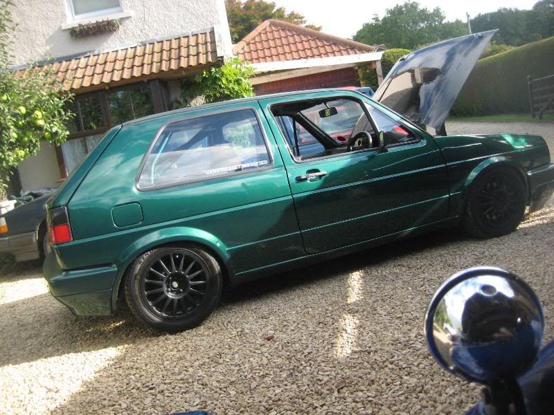 Meet K.A.T. MK2 Golf VR6T - Page 14 Picture109