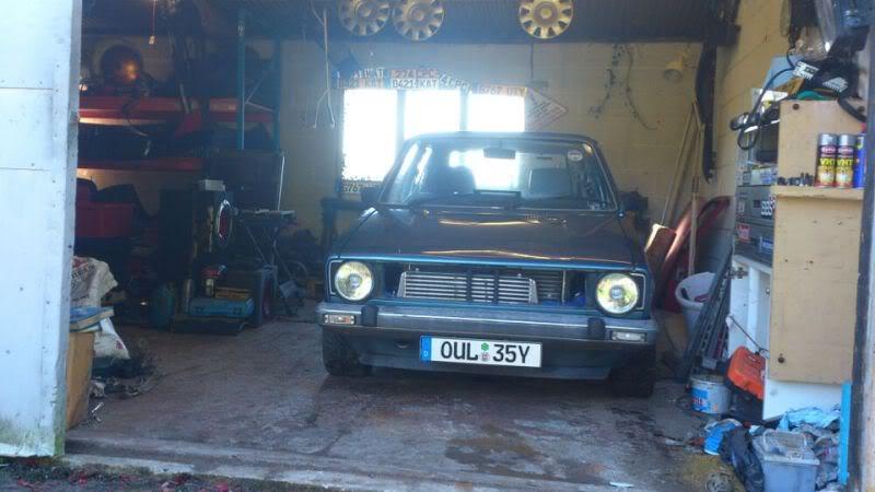 1982 Mk1 Golf GL+ 480343_10151041469062723_756750206_n