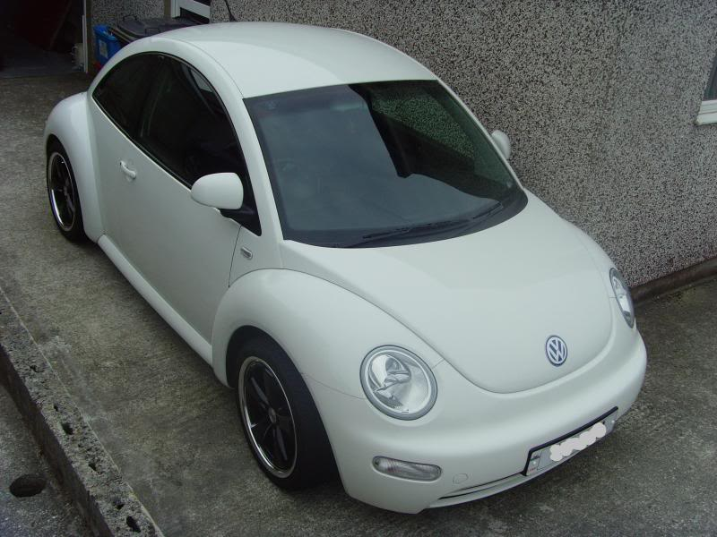 New ride ! Beetle4