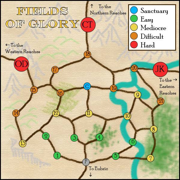contents of the fields Heroicafog-map