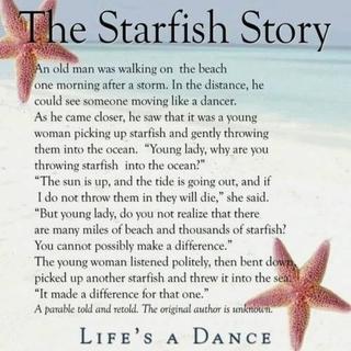 Excertos de literatura, Poesias e Pensamentos. - Página 13 Starfish_zpsgguclaqi