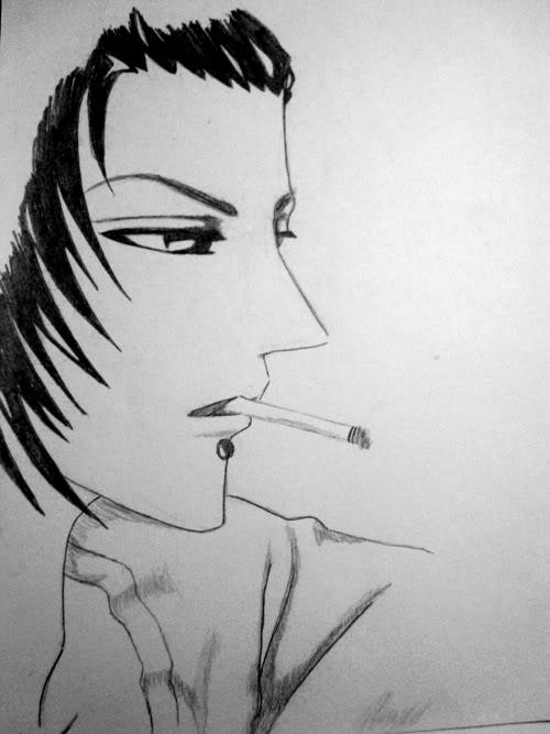 Tegninger af dukker Yuujirooldmodel