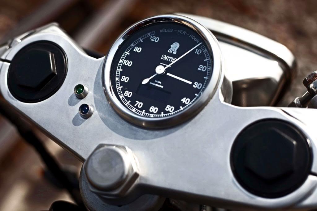 K100 Cafe racer build