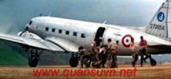 Vũ khí Việt Nam trong 2 cuộc kháng chiến C-47inDBP