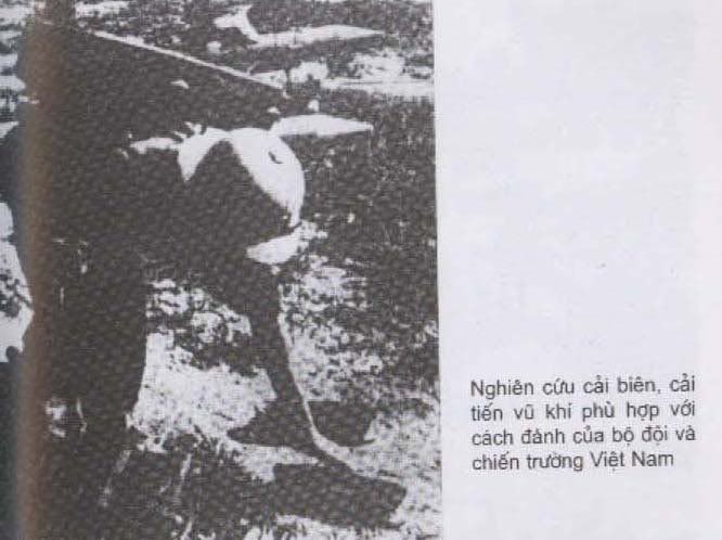 Vũ khí Việt Nam trong 2 cuộc kháng chiến - Page 3 Caitienvukhi