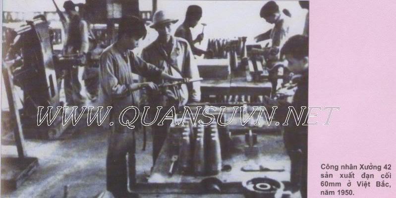 Vũ khí Việt Nam trong 2 cuộc kháng chiến Ducdancoi60mm