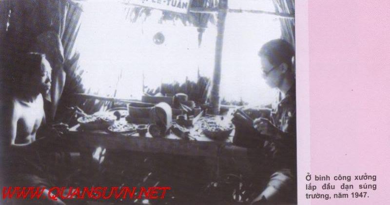 Vũ khí Việt Nam trong 2 cuộc kháng chiến NhoilapdanDAM