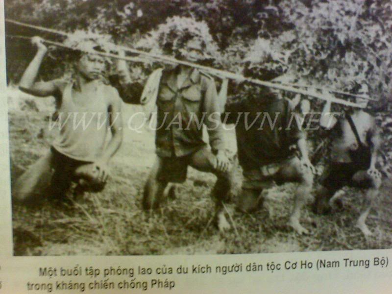 Vũ khí Việt Nam trong 2 cuộc kháng chiến Tapphonglao