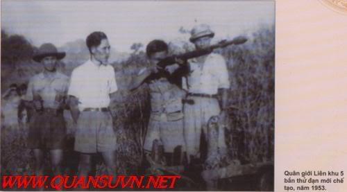 Vũ khí Việt Nam trong 2 cuộc kháng chiến ThuAT