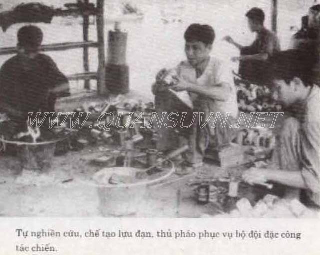Vũ khí Việt Nam trong 2 cuộc kháng chiến - Page 3 Sanxuatluudan