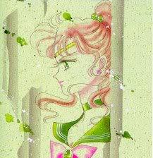 Sailor Jupiter/Makoto Kino Gallery Manga