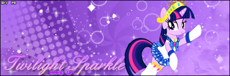 Premade siggies by Mi Twilight-sparkle