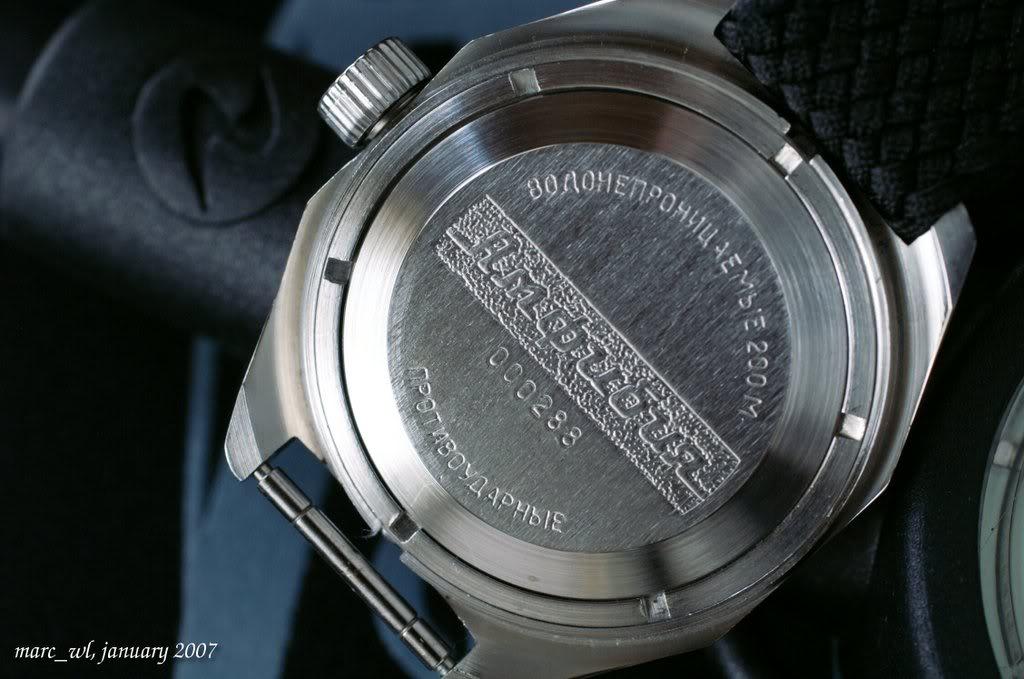 Vostok OR: une lointaine conséquence du naufrage du Titanic ROS_003