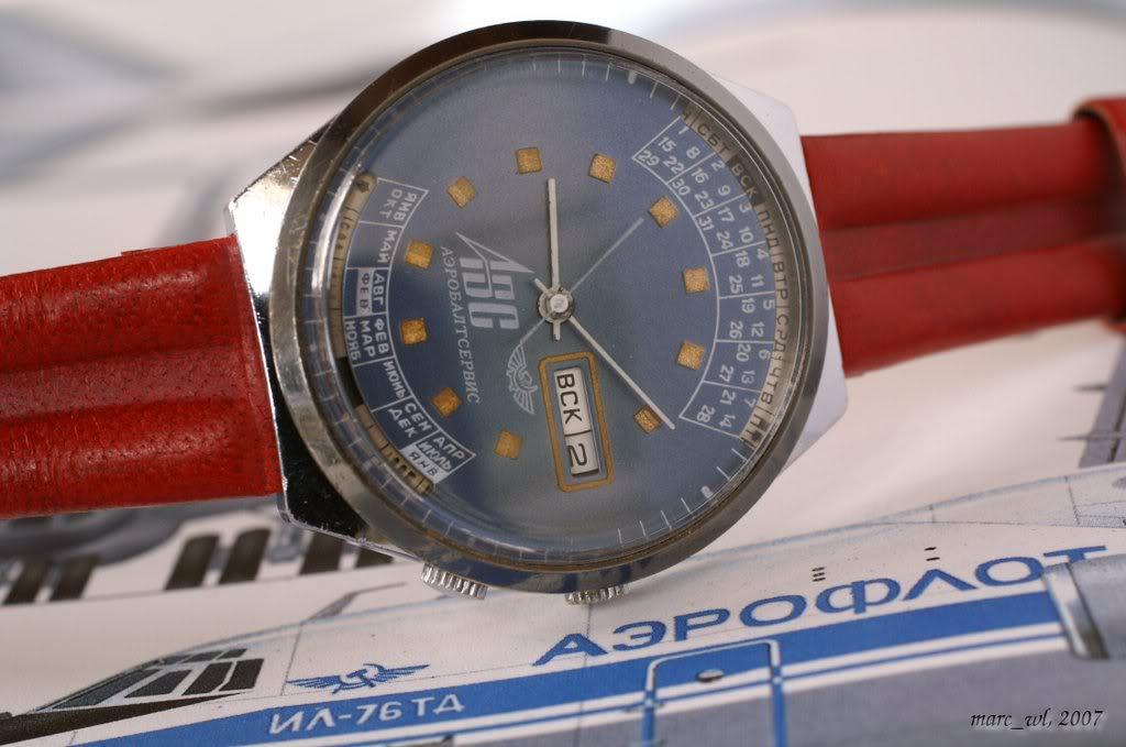 Raketa collection 2011 Polar mvt 24H Raketa_003