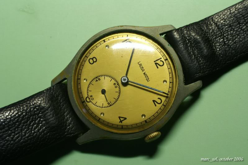 """""""Lausa Watch"""" Lausa_001-1"""