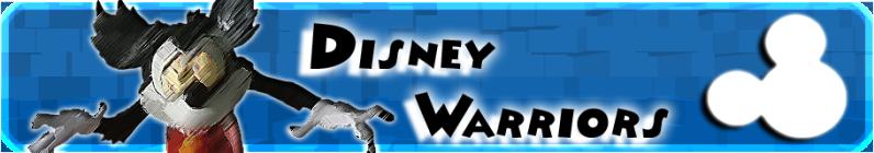 Disney Warriors
