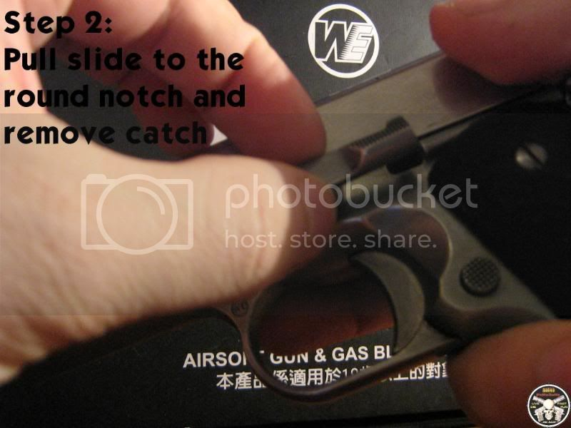 Complete WE M1911 Take Down (56k beware) Step02