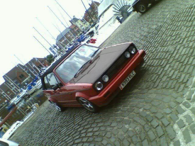 mk1 cabby Bonnet