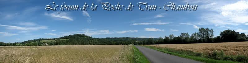 Le forum de la Poche de Trun - Chambois