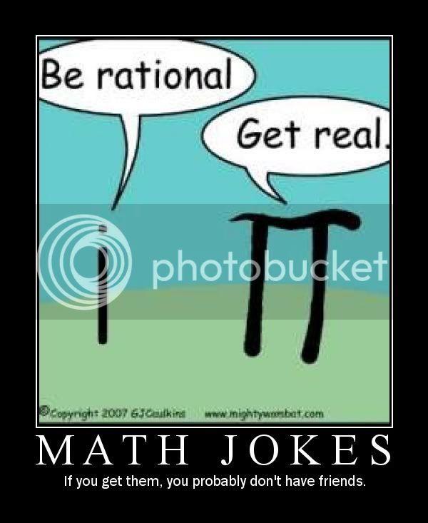 Motivational posters Math20jokes