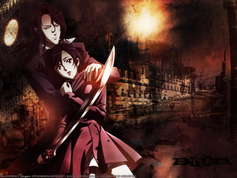 Blood-C BloodHajiSaya