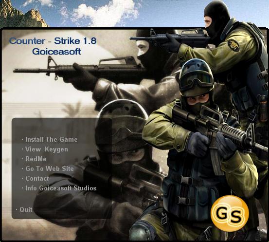 تحميل لعبة Counter Strike 1.8 لعبة كونتر سترايك الشهيرة Counterstrike18lt5