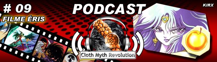 """Podcast Revolution #009 - Filme """"O Santo Guerreiro"""" 9_podcast_FilmeEris_Kirx"""