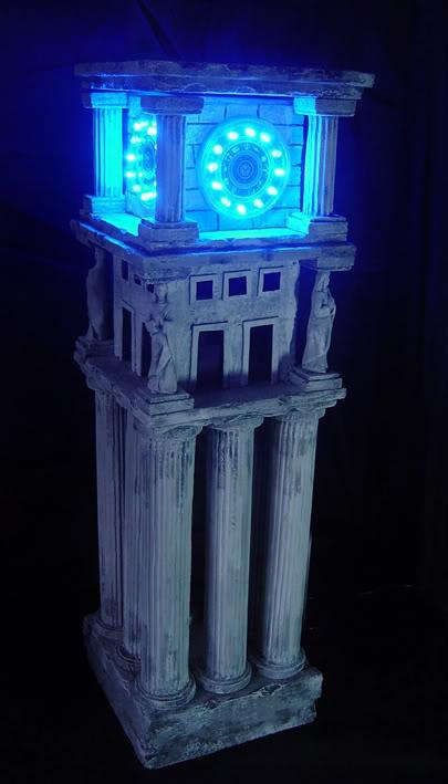 Relógio de Fogo Cloth Myth - Encomendas 2011 R_luz6