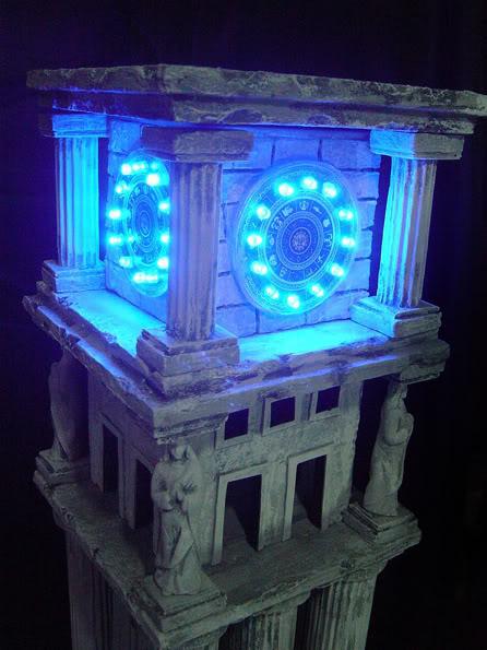 Relógio de Fogo Cloth Myth - Encomendas 2011 R_luz9