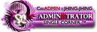 ★Co-Administrator Jhing-Jhing ™