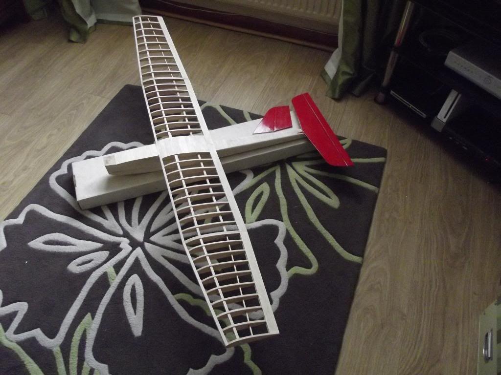 Balsa cabin Sonata 60 inch wingspan electric glider DSCF1862_zps92a6ab31