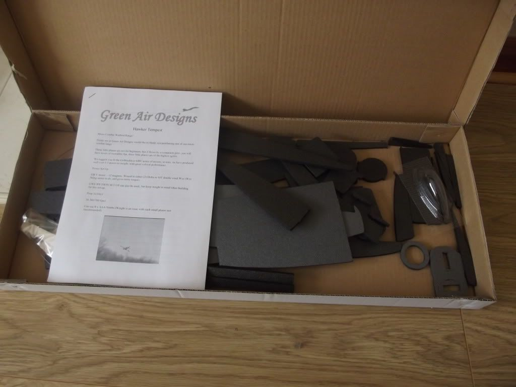depron semi scale models for sale  Picture009