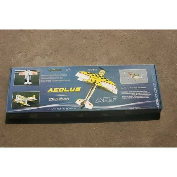 For Sale Aeolus depron indoor model Avion-aeolus-f3p-competition-techone-seul2