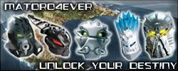 Dark Takua's 3D Avatar Shop Matoro4e