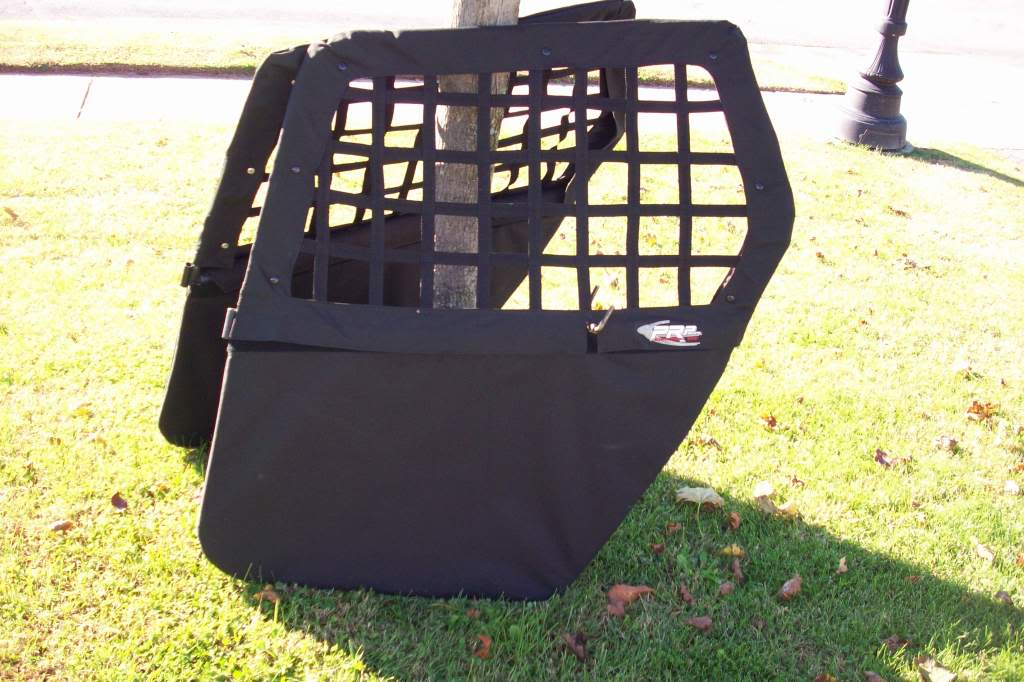 RZR PRP soft-skinned doors SOLD RZRdoorswithnets003