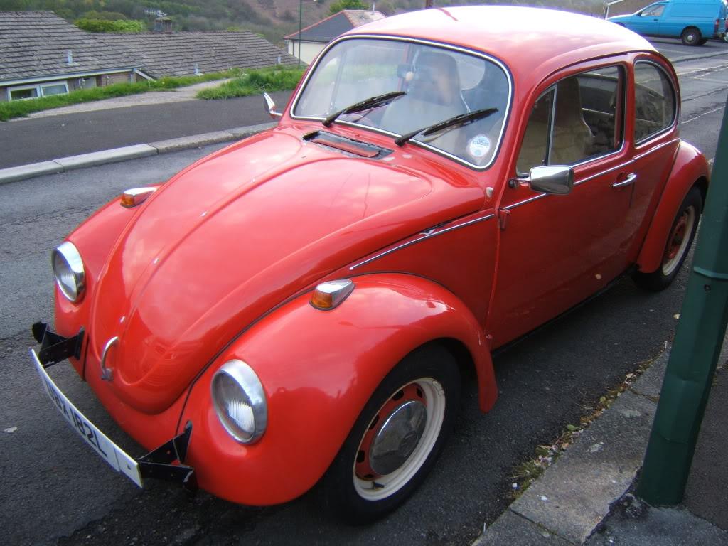 1973 TAX EXEMPT BEETLE Beetle012