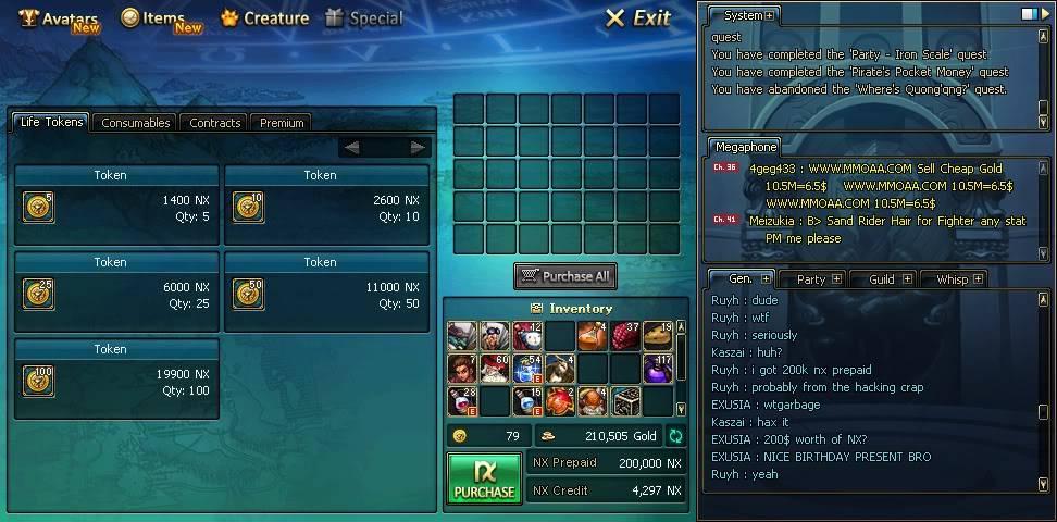 Gemini's finest Knight DFOScreenshot00000-1