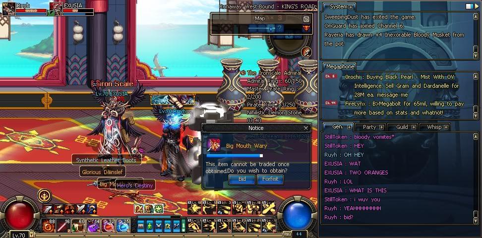 Gemini's finest Knight DFOScreenshot00012-1