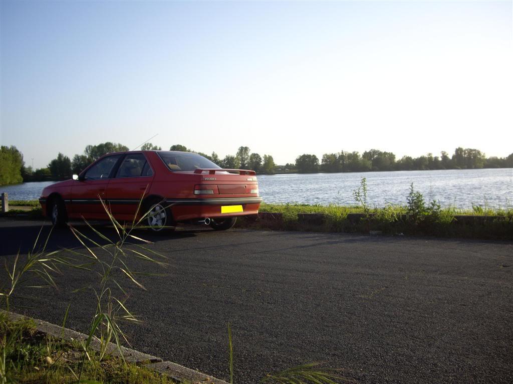 [Daredevil au lac et au port de BORDEAUX] 23-04-08 2