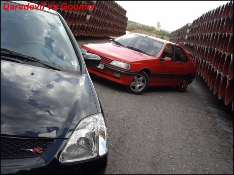 Daredevil vs Civic type-R IMGP0939800x600