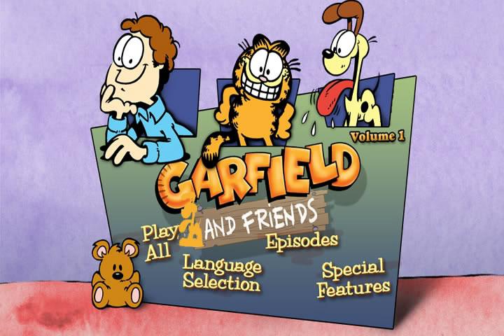 Garfield y sus Amigos Volumen 1/5 DVD 3/3 Disco 2/2 Snapshot20090215192715