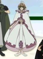 [Tsubasa Reservoir Chronicles] [Sakura] [Anime version] Trc-sakuracloak