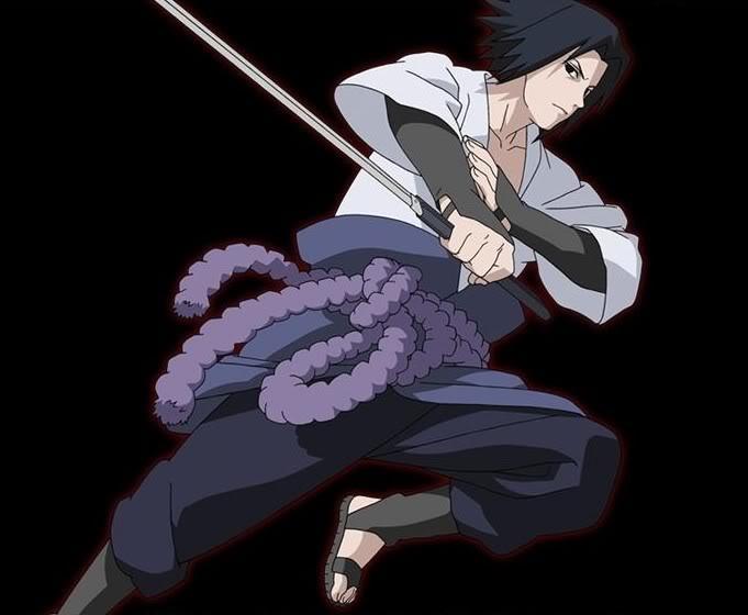 Sasuke Uchiha [Naruto] Sasuke