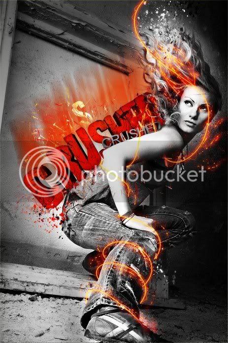 flame effect using photoshop Untitled-3