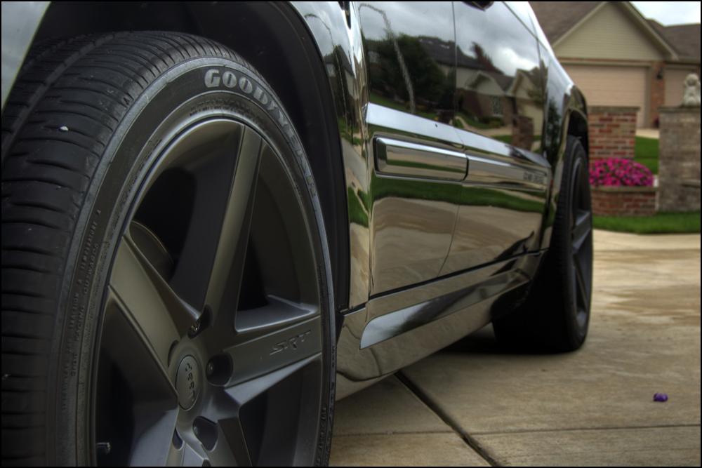 New Here WheelCloseup