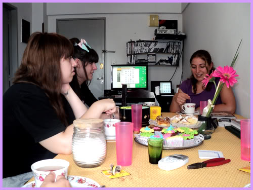 Tea Party Feliciosamente Feliz *W* DSC00720