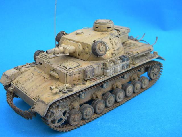 Panzer IV DAK 1/35 DSCN0969