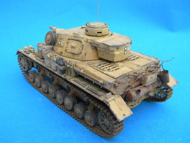 Panzer IV DAK 1/35 DSCN0971